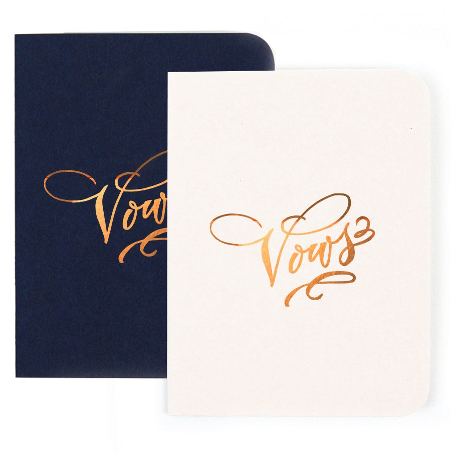 Vows Pocket Notebooks - Giften Market