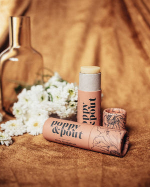 Pink Grapefruit Natural Lip Balm - Giften Market