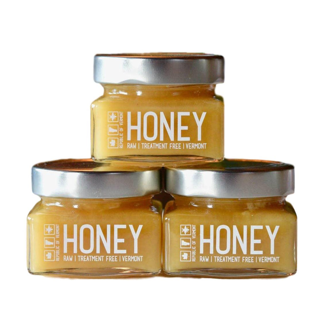 Vermont Raw Honey - 1/2 lb - Giften Market