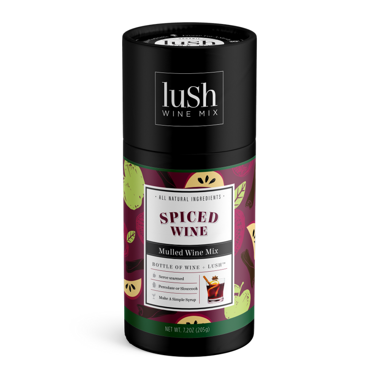 Lush Wine Mix - Spiced Wine - Giften Market
