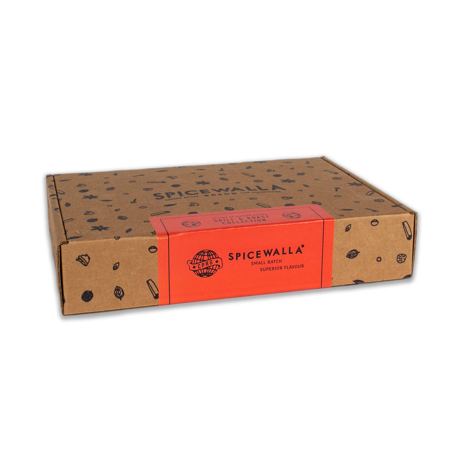 Spicewalla Small Batch Spices Gift Box
