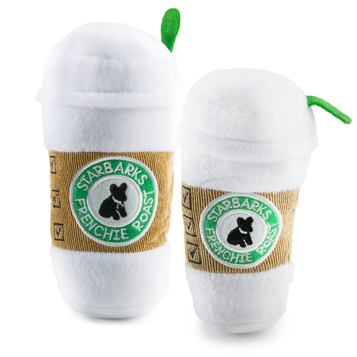 Starbarks Coffee Cup with Lid Dog Toy - Giften Market