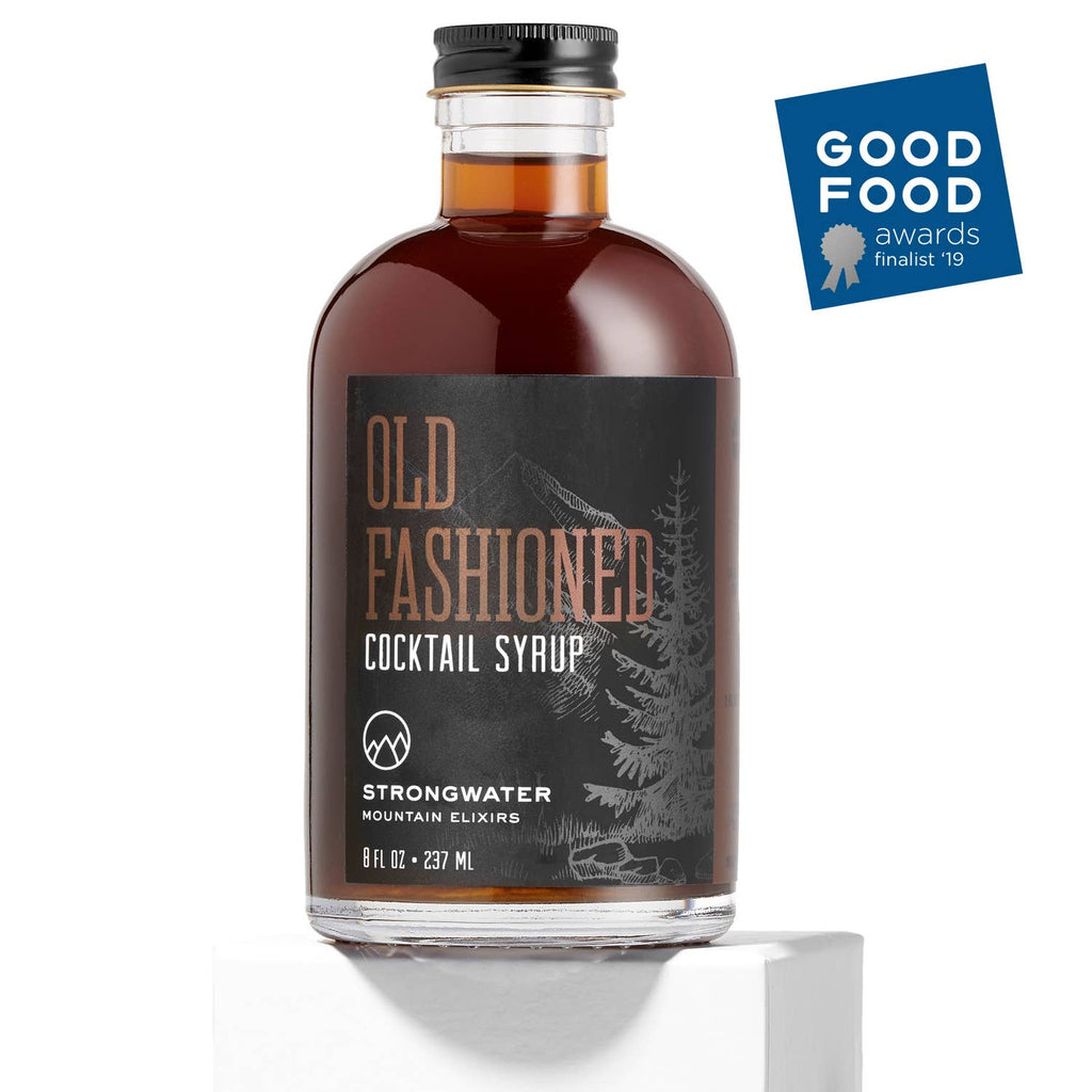 Old Fashioned Cocktail Syrup - Giften Market