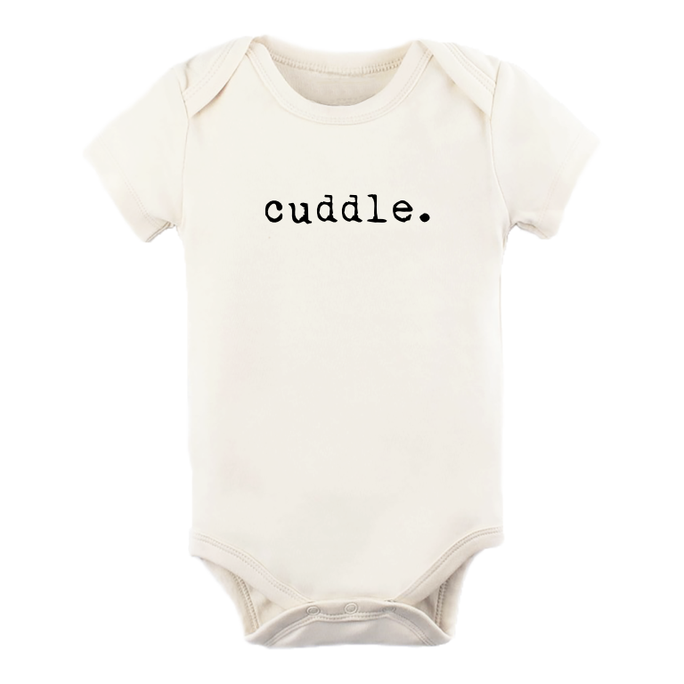 Tenth and Pine Cuddle Short Sleeve Bodysuit