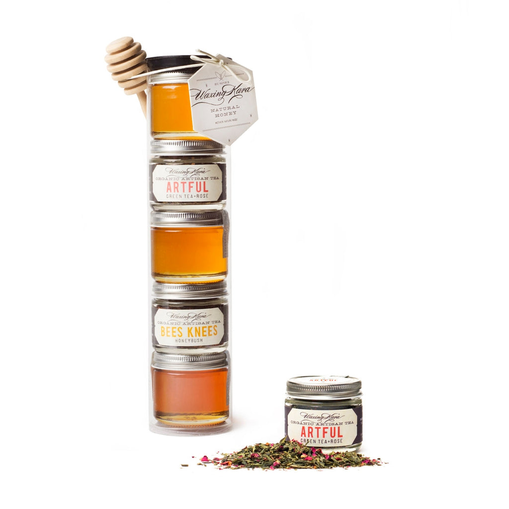 Tea and Honey for Two Gift Set - Giften Market