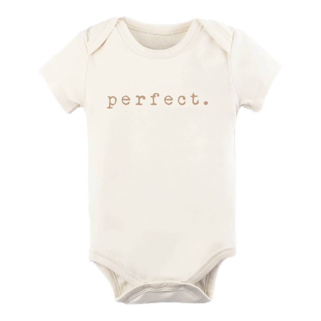 Perfect - Short Sleeve Bodysuit Baby Gift