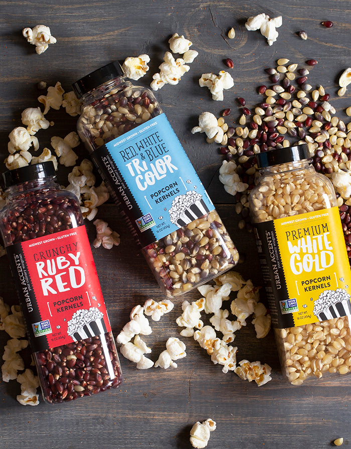 Urban Accents Popcorn Kernels - Movie Night Gifts