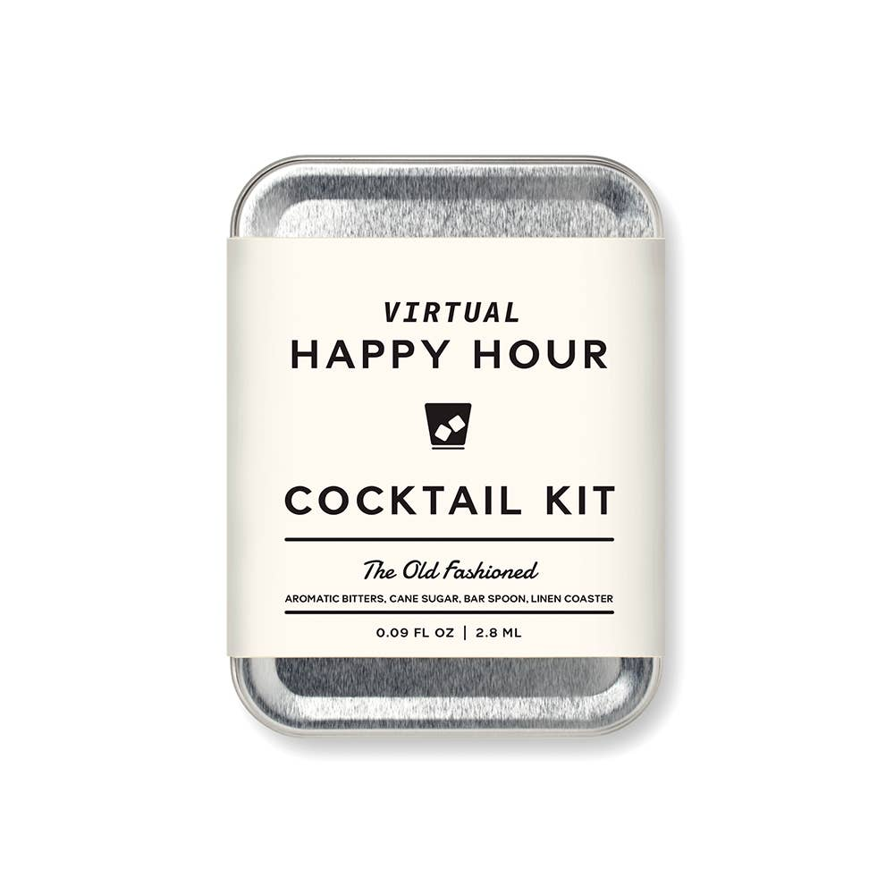 Virtual Happy Hour Cocktail Kit - Giften Market