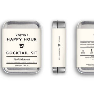 Virtual Happy Hour Cocktail Kit - Old Fashioned - Giften Market