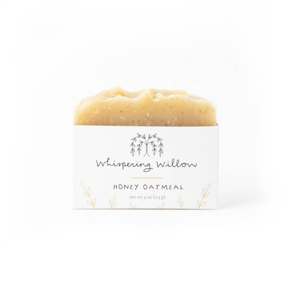 Honey Oatmeal Bar Soap - Giften Market