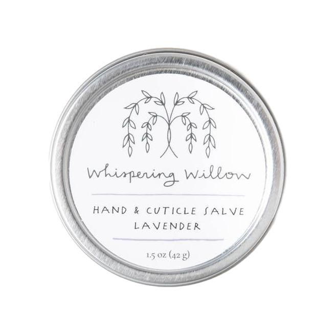 Lavender Hand & Cuticle Salve - Giften Market