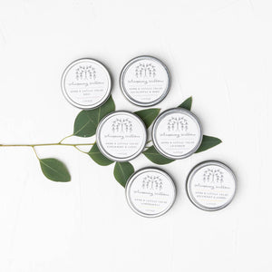 Lemongrass Hand & Cuticle Salve - Giften Market