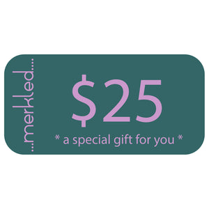 Merkled Gift Card