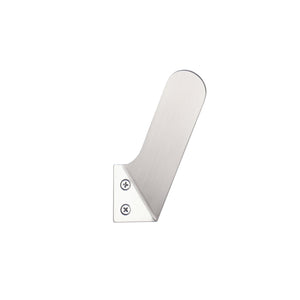 modern stainless wall hook
