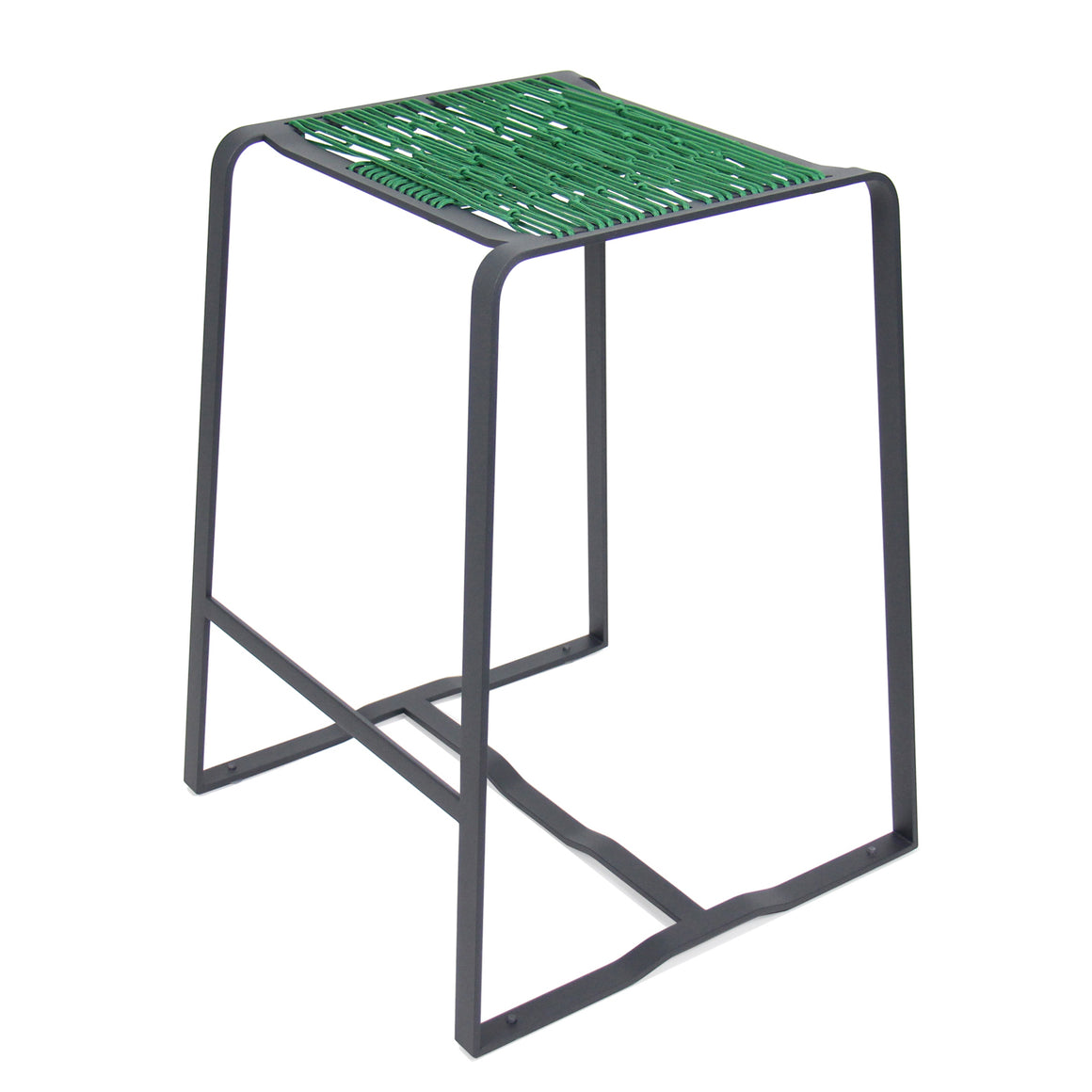 modern net stool counter height