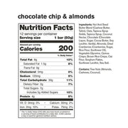 SKRATCH: Chocolate chips & Almonds