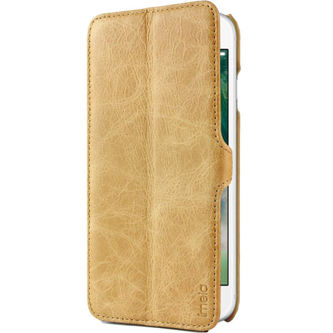 Duo Leather Case for iPhone 6/S PLUS - Biscotto