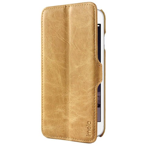 Duo Leather Case for iPhone 6/S - Biscotto