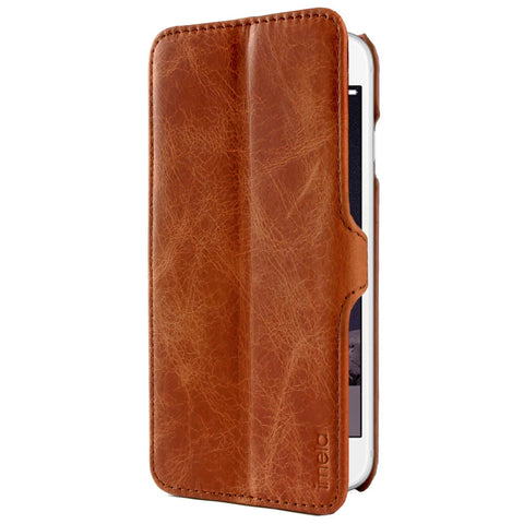 Duo Leather Case for iPhone 6/S - Cognac