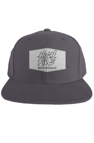 HighFive Printed Patch Hat
