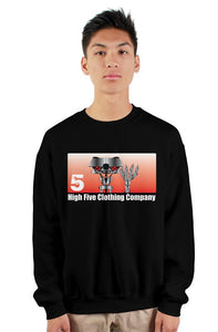Jawny 5 Black Crew Neck