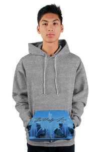 Brotherly Love Kangaroo Pocket Hoodie