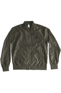 Signature Bomber Jacket.