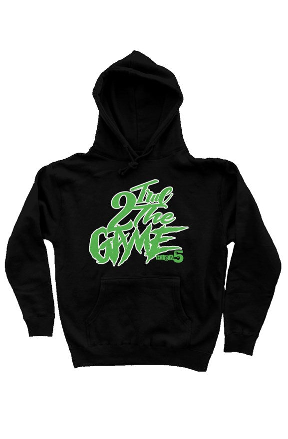 True To The Game pullover hoodie