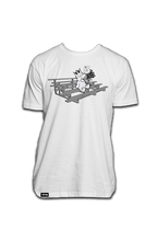 Load image into Gallery viewer, HF Bleacher Bear T Shirt