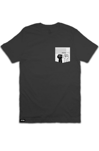 Delete Me Pocket Tee