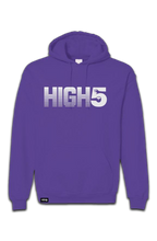Load image into Gallery viewer, High Five Fade LOGO hoodie