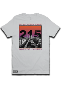 Hometown Favorites 215 T Shirt