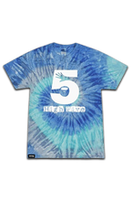 Load image into Gallery viewer, High Five Tie Die