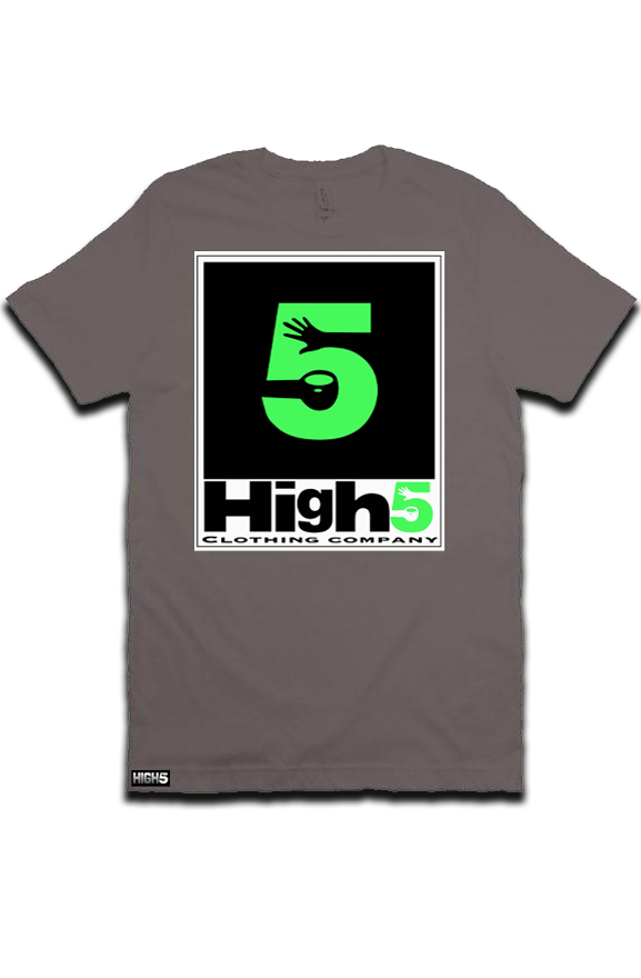 High Five OG (original graphic) Tee