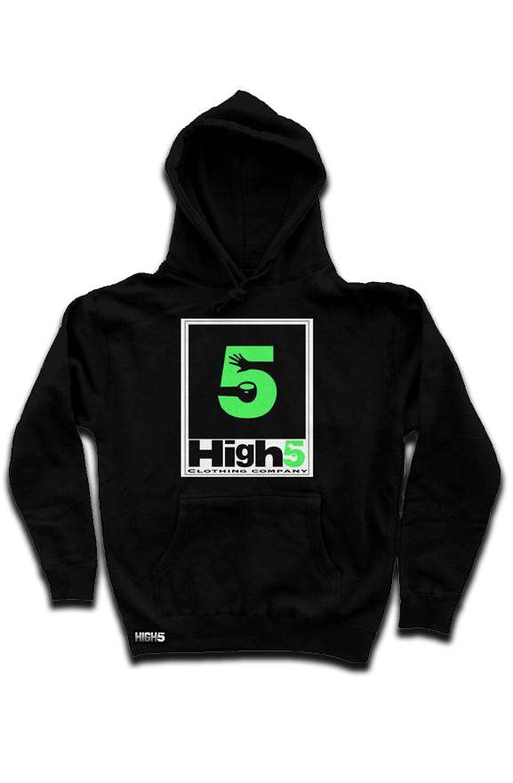 High Five OG (original graphic) Hoodie