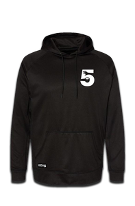 Performance Pullover Sweatshirt Black