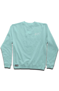 "High Five ""Signature"" Pigment Dyed Crew Neck"
