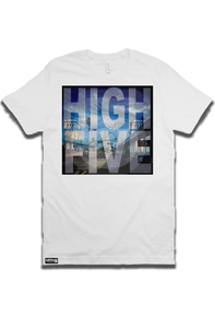 "High Five ""Two Cities"" T Shirt"