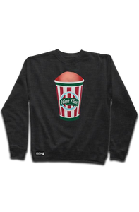 "Philly ""Wooder Ice"" Mid Weight Sweatshirt (Embroidered Left Arm)"