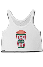 "Load image into Gallery viewer, High Five ""Wooder Ice"" Boxy Tank Top"