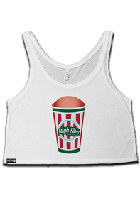 "High Five ""Wooder Ice"" Boxy Tank Top"