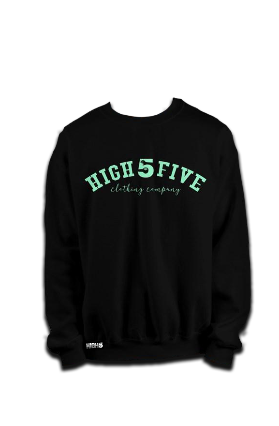 High Five Arch Crew Neck