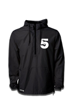 Load image into Gallery viewer, High Five Lightweight Pullover Windbreaker