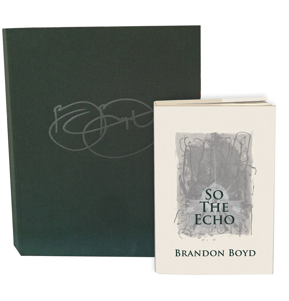 SO THE ECHO - DELUXE EDITION