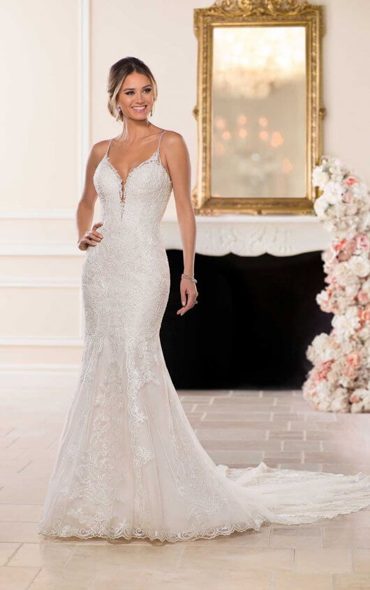 Stella York gown 6574
