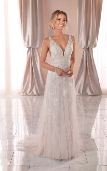 Stella York gown 6940