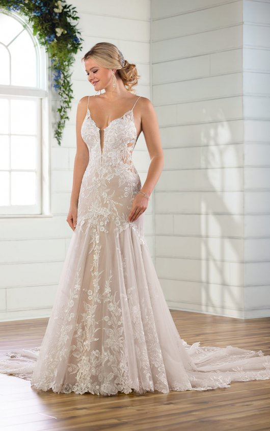Essense gown D2770