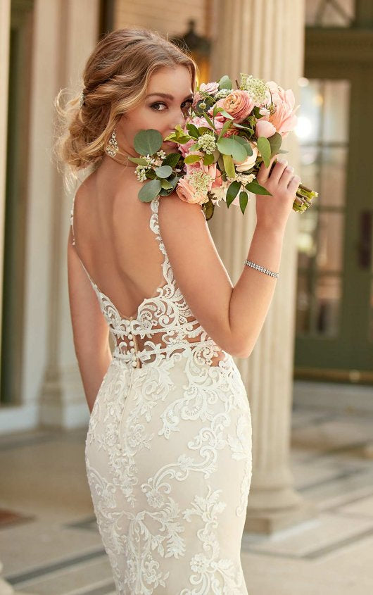 Stella York gown 6914