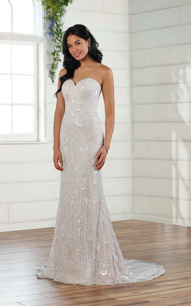 Essense gown D3062