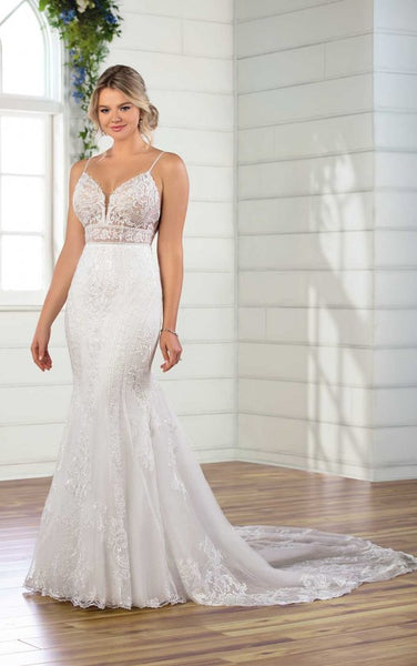 Essense gown D2887